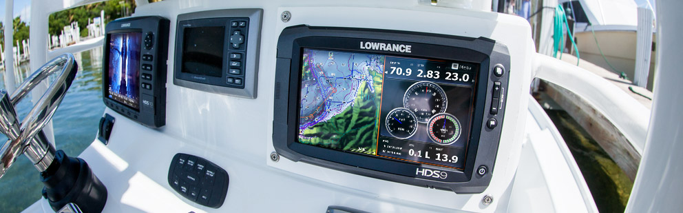 lowrance gauges